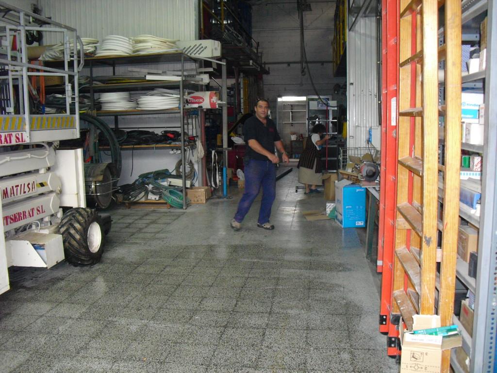 instal.lacions llum , aigua, gas, elelctricitat, comarca anoia